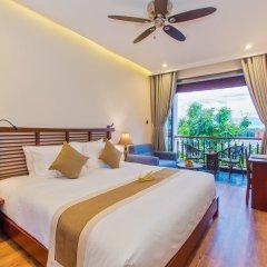 Отель Silk Sense Hoi An River Resort Вьетнам, Хойан - отзывы, цены и фото номеров - забронировать отель Silk Sense Hoi An River Resort онлайн комната для гостей фото 5