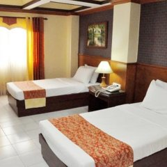 Отель Wregent Plaza Hotel Филиппины, Тагбиларан - отзывы, цены и фото номеров - забронировать отель Wregent Plaza Hotel онлайн комната для гостей фото 5