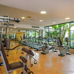 Отель Iberostar Cristina фитнесс-зал
