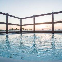 Отель Wally Residence Римини бассейн фото 2