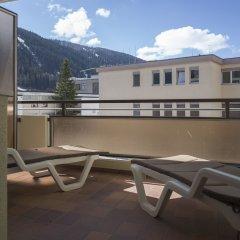 Отель Spengler Hostel Швейцария, Давос - отзывы, цены и фото номеров - забронировать отель Spengler Hostel онлайн балкон