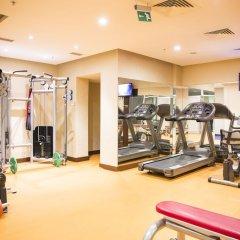 Grand Aras Hotel & Suites Турция, Стамбул - отзывы, цены и фото номеров - забронировать отель Grand Aras Hotel & Suites онлайн фитнесс-зал фото 3