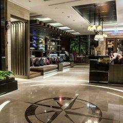 Отель The Continent Bangkok by Compass Hospitality Таиланд, Бангкок - 1 отзыв об отеле, цены и фото номеров - забронировать отель The Continent Bangkok by Compass Hospitality онлайн интерьер отеля