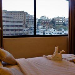Отель Merryland Иордания, Амман - отзывы, цены и фото номеров - забронировать отель Merryland онлайн комната для гостей фото 4