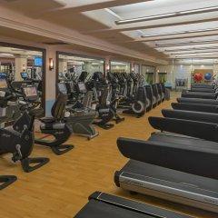 Отель Sheraton Grand Los Cabos Hacienda Del Mar фитнесс-зал фото 2