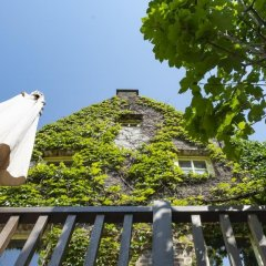 Отель B&B Huyze Walburga балкон