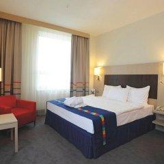Гостиница Park Inn Казань 4* Номер Business friendly разные типы кроватей фото 8