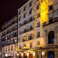 Hotel Diplomate вид на фасад