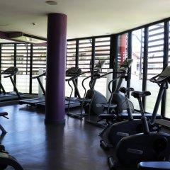 Отель Manava Suite Resort Пунаауиа фитнесс-зал фото 3