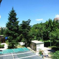 Отель Family Hotel Bistritsa Болгария, Сандански - отзывы, цены и фото номеров - забронировать отель Family Hotel Bistritsa онлайн балкон