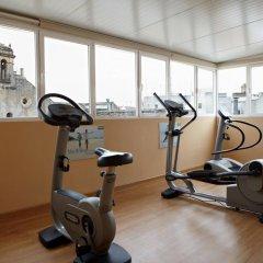 Отель Maciá Alfaros фитнесс-зал фото 4