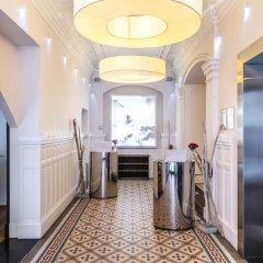Отель Le Grand Balcon Hotel Франция, Тулуза - отзывы, цены и фото номеров - забронировать отель Le Grand Balcon Hotel онлайн интерьер отеля фото 2