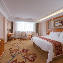 Отель Vienna Hotel Zhongshan Bus Station Китай, Чжуншань - отзывы, цены и фото номеров - забронировать отель Vienna Hotel Zhongshan Bus Station онлайн комната для гостей фото 5