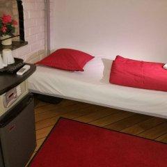 Отель LUNDA Стокгольм комната для гостей фото 3