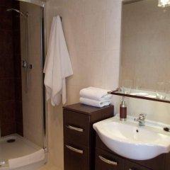 Отель Logos Варшава ванная фото 2