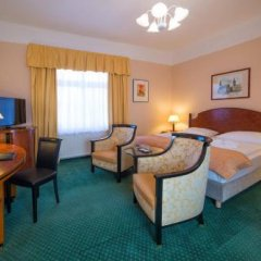 Lázeňský Hotel Belvedere *** Франтишкови-Лазне фото 3