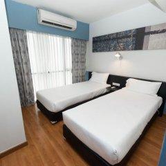 Отель Citadines Sukhumvit 11 Bangkok сейф в номере