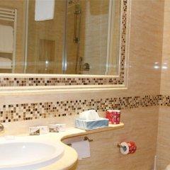 Отель Gallia Италия, Рим - 7 отзывов об отеле, цены и фото номеров - забронировать отель Gallia онлайн ванная фото 2
