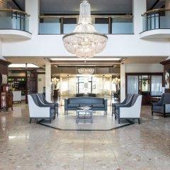 Отель Doubletree By Hilton Gatineau-Ottawa Гатино интерьер отеля фото 2