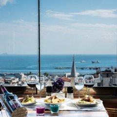 Antik Hotel Istanbul пляж
