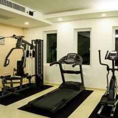 Отель Paradise Ocean View Бангламунг фитнесс-зал фото 3