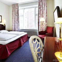 Отель First Hotel Excelsior Дания, Копенгаген - отзывы, цены и фото номеров - забронировать отель First Hotel Excelsior онлайн комната для гостей фото 2