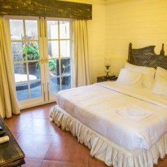 Бутик-Отель Casa Playa Comforts Гоа комната для гостей