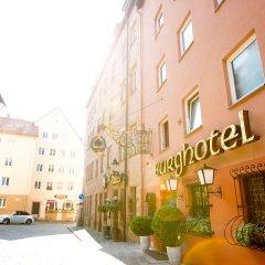 Отель Burghotel Nürnberg Германия, Нюрнберг - отзывы, цены и фото номеров - забронировать отель Burghotel Nürnberg онлайн фото 3