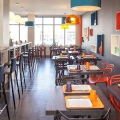 Отель Ibis Styles Saumur Gare Centre Сомюр гостиничный бар