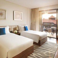 Отель Anantara The Palm Dubai Resort 5* Апартаменты с 2 отдельными кроватями