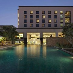 Отель Dusit Princess Srinakarin Бангкок бассейн фото 3