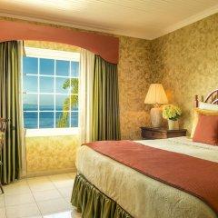 Отель Polkerris Bed & Breakfast Ямайка, Монтего-Бей - отзывы, цены и фото номеров - забронировать отель Polkerris Bed & Breakfast онлайн комната для гостей фото 5