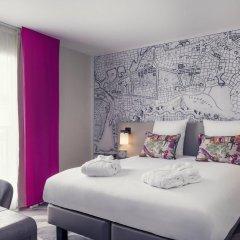 Отель Mercure Tour Eiffel Grenelle комната для гостей