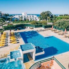 Отель Luna Forte da Oura Португалия, Албуфейра - отзывы, цены и фото номеров - забронировать отель Luna Forte da Oura онлайн бассейн фото 3