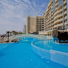 Victoria Palace Beach Hotel бассейн фото 2