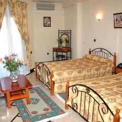 Отель Al Kabir Марокко, Марракеш - отзывы, цены и фото номеров - забронировать отель Al Kabir онлайн комната для гостей фото 4