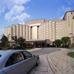 Отель Jinxing Holiday Hotel - Zhongshan Китай, Чжуншань - отзывы, цены и фото номеров - забронировать отель Jinxing Holiday Hotel - Zhongshan онлайн парковка