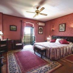 Отель Hacienda El Santiscal - Adults Only комната для гостей фото 2