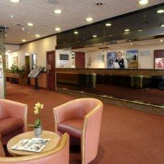 Отель Pentahotel Liege Льеж интерьер отеля