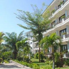 Отель Lotus Muine Resort & Spa Вьетнам, Фантхьет - отзывы, цены и фото номеров - забронировать отель Lotus Muine Resort & Spa онлайн парковка