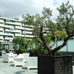 Отель Eurohotel Diagonal Port (ex Rafaelhoteles) бассейн