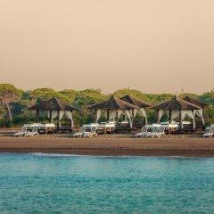 Titanic Deluxe Golf Belek Турция, Белек - 8 отзывов об отеле, цены и фото номеров - забронировать отель Titanic Deluxe Golf Belek онлайн приотельная территория