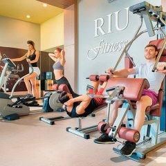 Отель Riu Helios Bay Болгария, Аврен - отзывы, цены и фото номеров - забронировать отель Riu Helios Bay онлайн фитнесс-зал фото 2