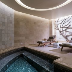 Отель Rosewood Abu Dhabi сауна