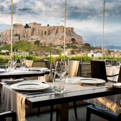 Athens Gate Hotel Афины питание