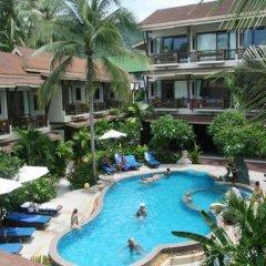 Отель Grand Thai House Resort бассейн фото 8