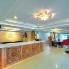 Отель Bs Residence Suvarnabhumi Бангкок интерьер отеля