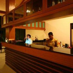 Курортный отель Aonang Phu Petra Resort Ао Нанг интерьер отеля