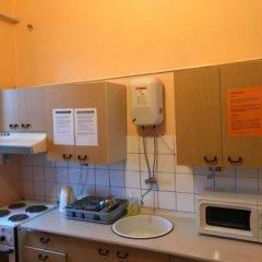 Hostel Cortina Прага в номере фото 2