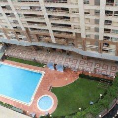 Апартаменты Oceanografic & Spa Apartments балкон